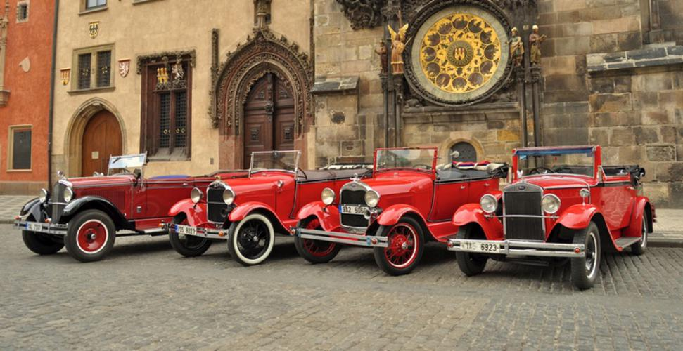 Prague Vintage Car – Prague Tours by Vintage Cars – Private Tours of ...