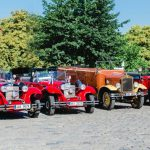 vintage car tours in Prague